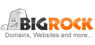 Register your .CO web address with BigRock Solutions, Ltd.